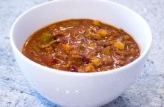 Chappell's Chili