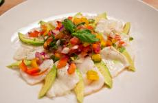 See Recipe: Halibut Ceviche