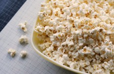 Make your own popcorn
