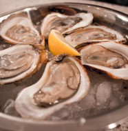 shuck oysters properly